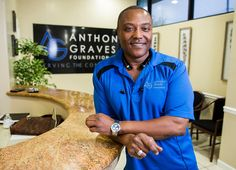Exonerated Anthony Graves Strives to Overturn Wrongful Convictions