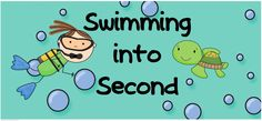 Swimming into Second