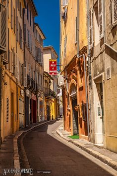 The Best Vacation Destinations In France – Travel In France Aix En Provence, Provence France, Provence Style, Best Vacation Destinations, Vacation Spots, Southern France, Europe, France Travel, Around The Worlds