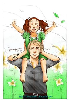 Jonathan and Val from Clary's illusion, City of Heavenly Fire