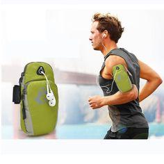 Running Mobile Phone Arm Bag Pack Outdoor Sports Work Out Running Men Women Fashion Flower Print Run Bags Gym Arm Tactical Bag Relojes Y Joyas