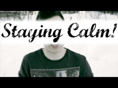 Staying Calm: When Everything Is Falling Apart