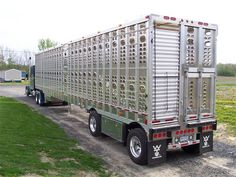 """AlumaClear Services – tagged """"Livestock Trailers""""-SR"""