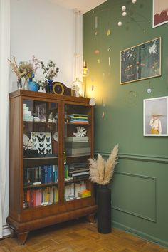 """#Homestory """"In unserer Wohnung sieht es aus wie in meinem Kopf!"""" - zu Besuch bei kniepuder in Berlin   SoLebIch.de"""