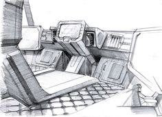 Tempelton cockpit Fps Games, Different Perspectives, Starcraft