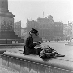 London at War 1941 - Women's Auxiliary Air Force
