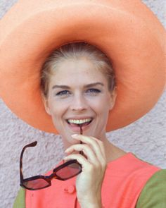 Candice Bergen; one of my favs.