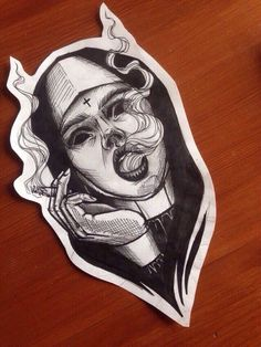 Trendy Dark Art Drawings Sketches Ideas - Image 5 of 23 Dark Art Drawings, Art Drawings Sketches, Tattoo Sketches, Tattoo Drawings, Beautiful Drawings, Dark Art Paintings, Beautiful Dark Art, Demon Tattoo, Dark Tattoo