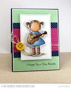 I Hope Your Day Rocks!