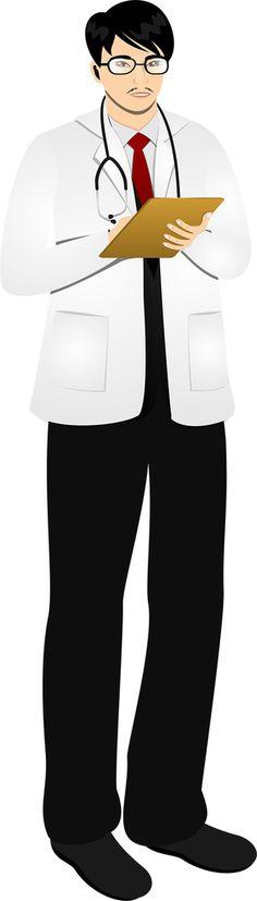 Customized illustration male avatar for eLearning (Adobe Captivate, Camtasia, Storyline).