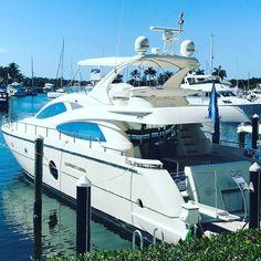 Yes please! #capecoral #boating #yachts #azimut #saltlife #justgo #florida