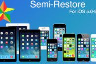 SemiRestore for iOS 9.1 Released; Lets You Restore Your Jailbroken iPhone or iPad without Losing Jailbreak