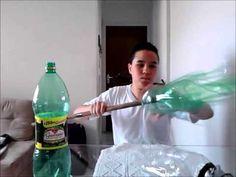 Fábrica de Vassouras PET - YouTube