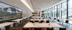 Restaurant Rohde & Schwarz München-  - TROPP LIGHTING DESIGN