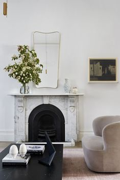 Batvia South Yarra sees Robson Rak bring a well-honed approach to authenticity, preservation and repurposing of heritage architecture. Mim Design, Design Blog, The Design Files, Rugs In Living Room, Room Rugs, Living Spaces, Inspired Homes, Soft Furnishings, Innovation Design