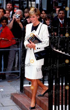 Princess Diana Royal Anthropolgy Institute Photo:richard Pelham/alpha/Globe Photos Inc Princessdianaretro  CMFB  #CMFB