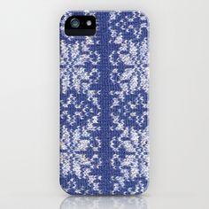 Fair Isle iPhone Case by Lynn Bolt - $35.00