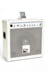 Seletti 'The Box' 50 Watt Amplifier Speaker with MP3 Docking Station