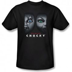 Bride Of Chucky Happy Couple T-shirt