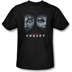 Bride Of Chucky Happy Couple T-shirt
