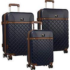 Anne Klein Greenwich Luggage Set - eBags.com