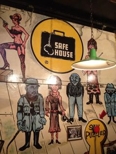 I'm looking for a Safehouse
