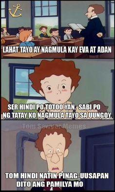 Memes Pinoy, Memes Tagalog, Filipino Memes, Pinoy Quotes, Filipino Funny, Tagalog Love Quotes, Qoutes, Tagalog Quotes Hugot Funny, Patama Quotes