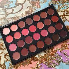 BH Cosmetics Nude Lip palette - missbeth86 Instagram