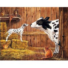 c92fd953879 Find More Diamond Painting Cross Stitch Information about Dog and Cow Diy  Embroidery Diamond Paintings Animal