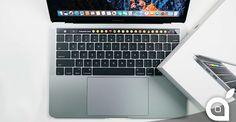 Arrivano oggi i primi MacBook Pro con Touch Bar in Italia