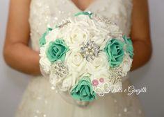 Bouquet Sposa Tiffany.156 Fantastiche Immagini Su Wedding Color Ideas Nel 2020