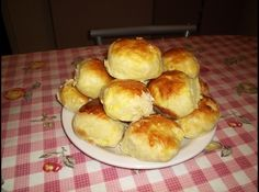 Pão de Mandioquinha