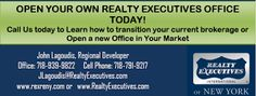 Realty Executives of New York: Contact Info
