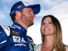 Dale Earnhardt Jr. on wife's comments: 'I kind of threw her under the bus'