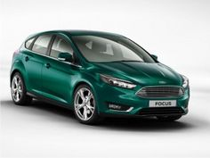New 2015 Ford Focus