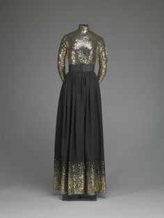 Evening Dress | Norman Norell | Indianapolis Museum of Art (IMA) | 1969