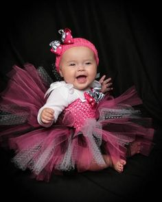 tutu, oh how I hope its a little girl. I want a picture of my grandbaby in an outfit like this