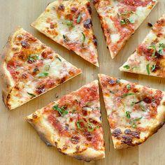 #GlutenFree Quinoa Pizza Crust   Toned & Fit