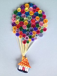 What is quilling? Guide to constructions quilling + 45 terrible ideas! Arte Quilling, Paper Quilling Patterns, Quilled Paper Art, Quilling Paper Craft, Diy Paper, Paper Crafting, Quilling Ideas, Quiling Paper, Quilling Dolls