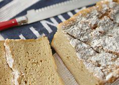 Gluten free white milk bread