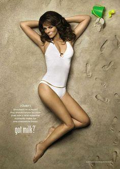 Elizabeth Celebrity Photos, Celebrity News, Celebrity Style, Got Milk Ads, Sara Ramirez, Swimsuit Edition, Elizabeth Hurley, Tall Women, Celebs
