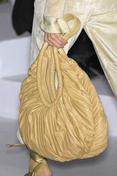 Loewe BIG Hobo Bag Handbag Pleated lambskin