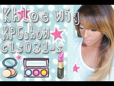 Blond Ombre RPGshow Khloe cls031-s wig #lacewigs #ombrehair   Subscribe Rpgshow on Youtube: http://www.youtube.com/user/rpgshow