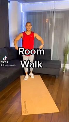 Wall Workout, Gym Workout Videos, Gym Workout For Beginners, Fitness Workout For Women, Gym Workouts, At Home Workouts, Full Body Bodyweight Workout, Hiit, Low Impact Workout