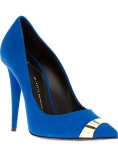 Giuseppe Zanotti Design - pointed toe pump 5