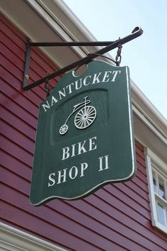 Bike Shop Nantucket | Flickr - Photo Sharing!