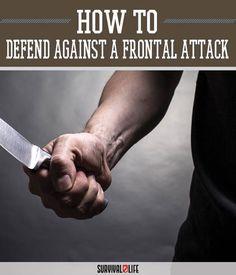 Self Defense Tactics: Close Quarters Defense by Survival Life at http://survivallife.com/2015/08/10/self-defense-tactics-close-quarters