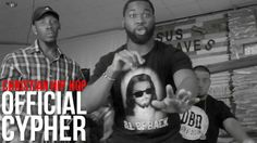 "NEW Christian Rap - ""Brandon Cypher"" ft.Martyr X, Petey the Disciple, Ba..."