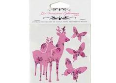 Stickers muraux Bambis by Les Invasions Ephémères