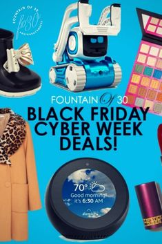 24 Best Cyber Week Deals up to 75% off images | Cyber week
